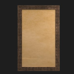 frame picture 3D