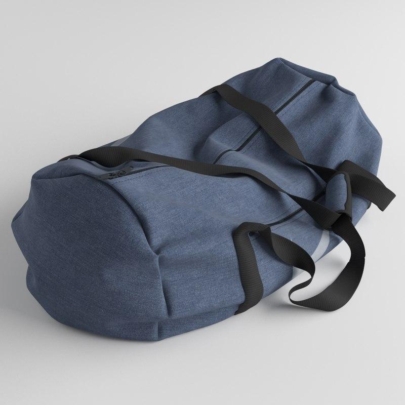 sport bag model