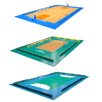 sport arenas 2 3D