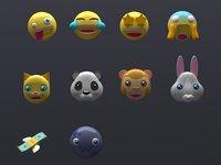 Emoji 10 Pack