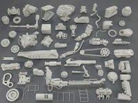 3D kit bashes - 57 model