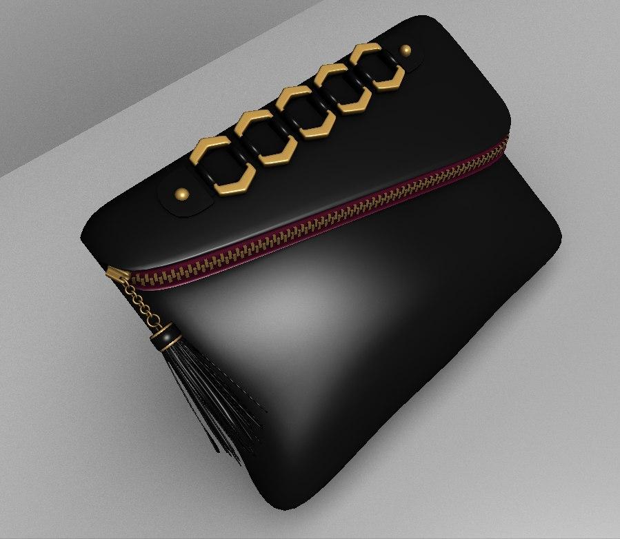 3D accessories bag