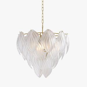 3D chandelier novida model