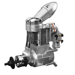 3D engine gasoline gf40