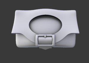 accessories bag 3D