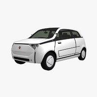 Generic Concept Citycar 2019