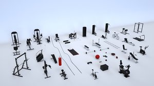 gym equipment model
