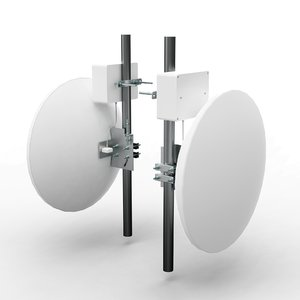wireless antenna 67cm 3D model