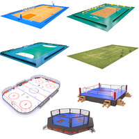 Sport Arenas Collection 3