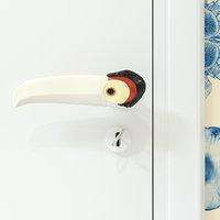 3D door handle tucano