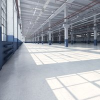 Industrial Interior 22