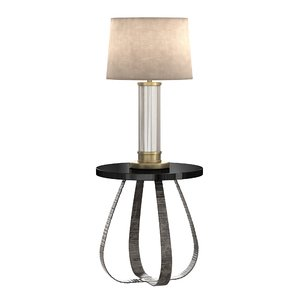 table lamp fig ralph 3D model