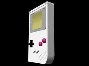 gameboy nintendo model
