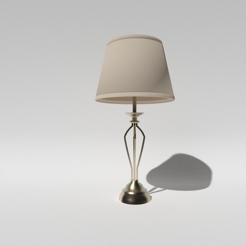 3D decoration interior lamp