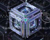 3D Tesseract Models | TurboSquid