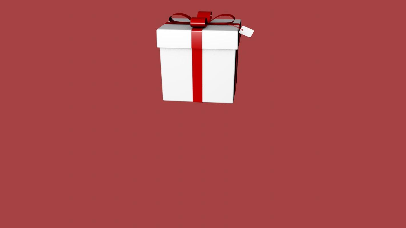 love gift box 3D