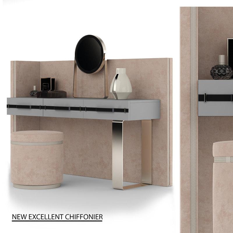 chest drawer 3D model