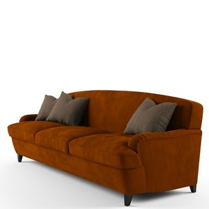 tosconova clayton sofa 3D model