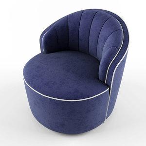 tosconova swing armchair model