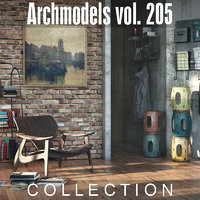 archmodels vol 205 model