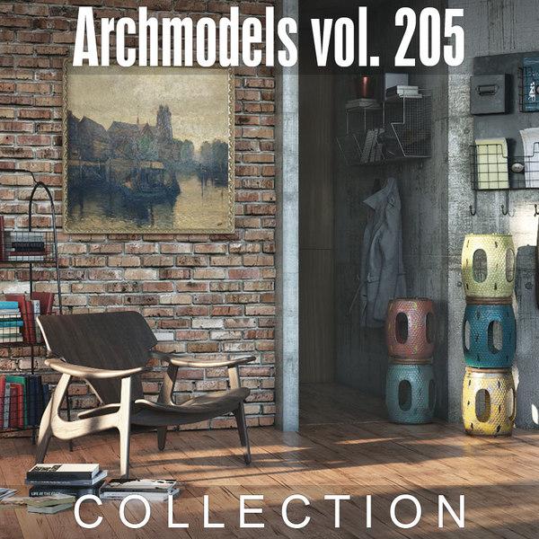 archmodels vol 205 model