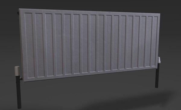 3D radiator lt substance model