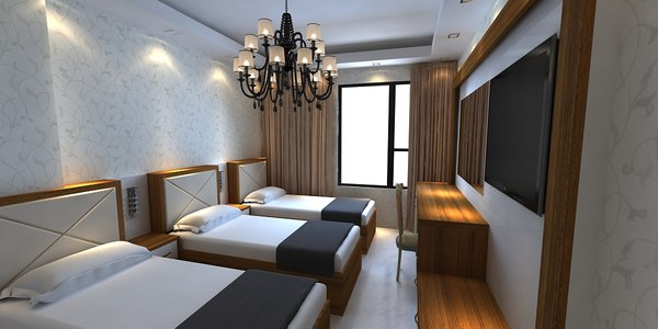 hotel design model