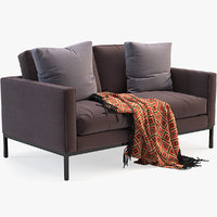 florence knoll relax 3D model
