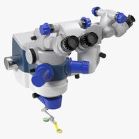 3D surgical microscope generic