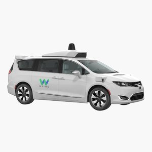 3D waymo naias 3 self model