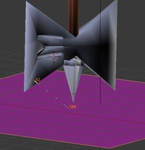 exe 3D model