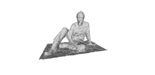 human scan 3D