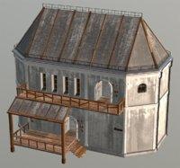Medieval Fantasy House 1
