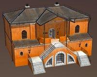 Medieval Fantasy House 3