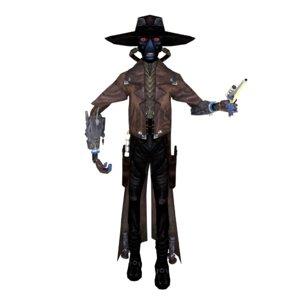 3D bounty hunter model