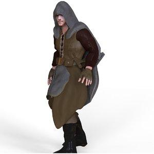 assassin character games model