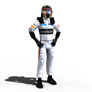 stoffel vandorne 2018 3D