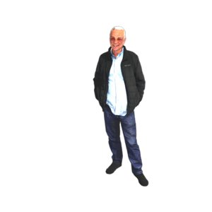 3D guy casual model
