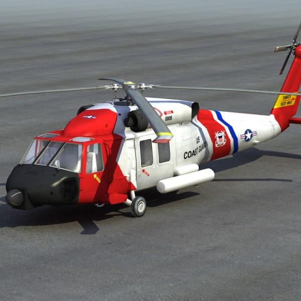 HH60J Jayhawk USCG