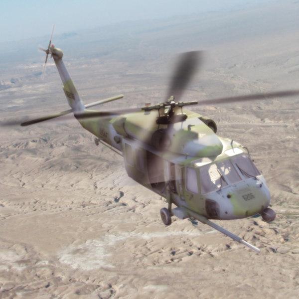 MH60G Pavehawk USAF
