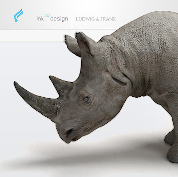 Rhinoceros 3D Models And Textures