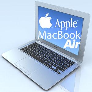 Notebook.APPLE Macbook Air.MF