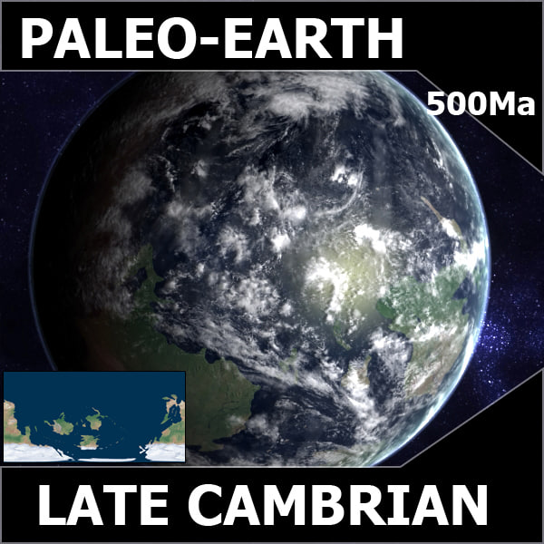 Late Cambrian Earth