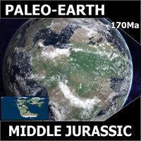 3d model jurassic middle earth