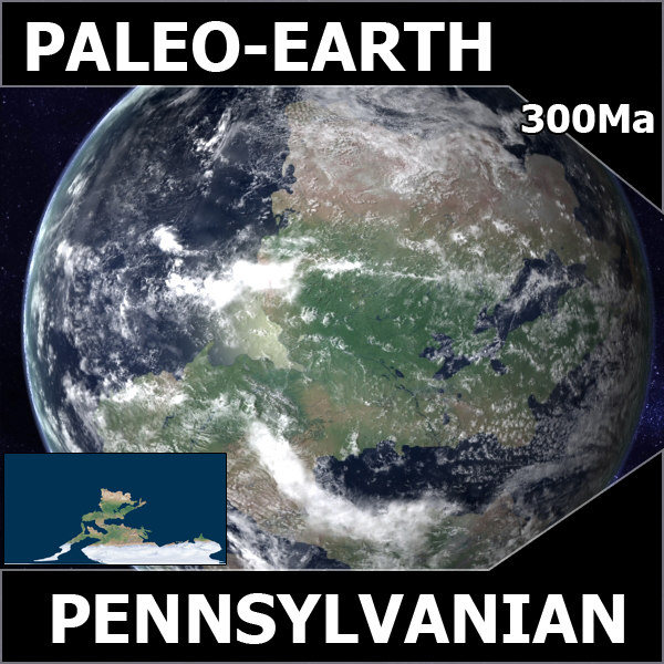 Pennsylvanian Earth