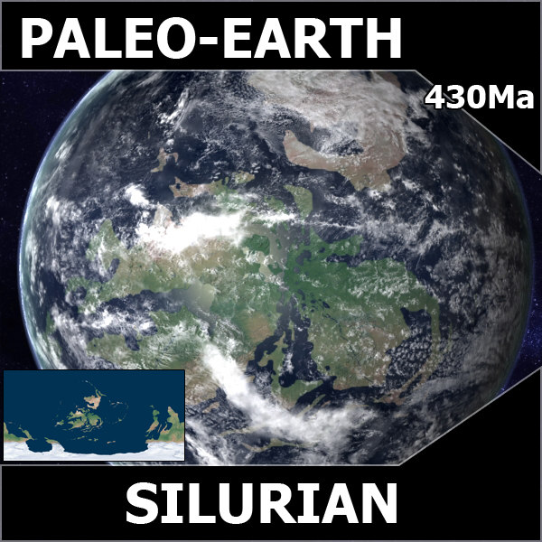 Silurian Earth