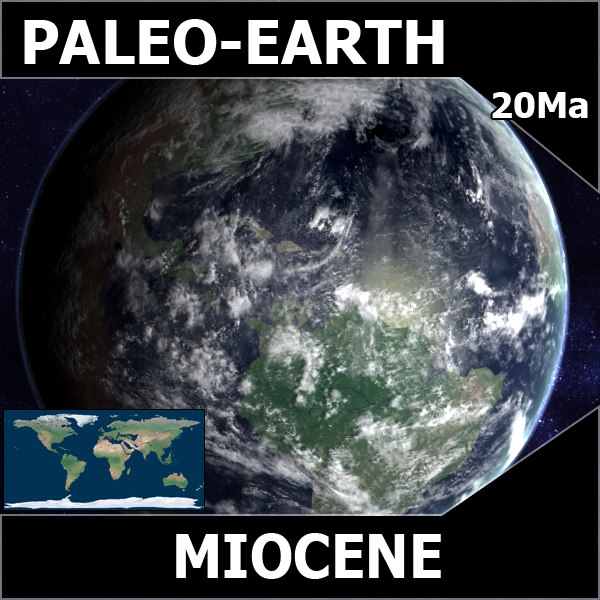 Miocene Earth