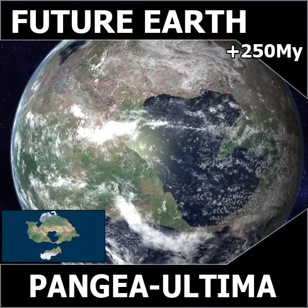 3d pangea future ultima earth