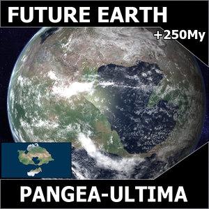 3d pangea future ultima earth