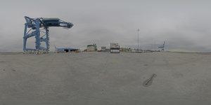 Port Panorama HDRI